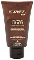 Alterna - Bamboo Men Power Hold Max Strength Gel - 4.2 oz. (873509016830)