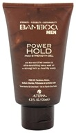 Alterna - Bamboo Men Power Hold Max Strength Gel - 4.2 oz. - $18