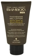 Image of Alterna - Bamboo Men Thickening Gel Lotion 15 SPF - 3 oz.