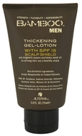 Alterna - Bamboo Men Thickening Gel Lotion 15 SPF - 3 oz. - $16.20