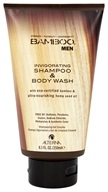 Alterna - Bamboo Men Invigorating Shampoo & Body Wash - 8.5 oz., from category: Personal Care