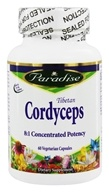 Paradise Herbs - Tibetan Cordyceps - 60 Vegetarian Capsules, from category: Nutritional Supplements
