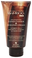 Alterna - Bamboo Men Nourishing Conditioner & Shaving Cream - 8.5 oz. (873509015567)