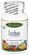 Paradise Herbs - Lychee (Litchi cinensis) - 60 Vegetarian Capsules, from category: Diet & Weight Loss