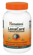 Himalaya Herbal Healthcare - LaxaCare for Optimum Bowel Health - 60 Vegetarian Capsules (605069004015)