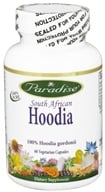 Paradise Herbs - South African Hoodia - 60 Vegetarian Capsules CLEARANCED PRICED, from category: Diet & Weight Loss