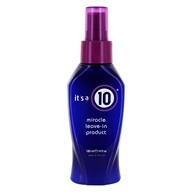 It's a 10 - Miracle Leave-In Hair Product - 4 oz., from category: Personal Care
