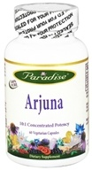 Paradise Herbs - Arjuna - 60 Vegetarian Capsules, from category: Herbs