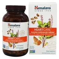 Himalaya Herbal Healthcare - HeartCare for Healthy Heart Support - 240 Vegetarian Capsules, from category: Nutritional Supplements