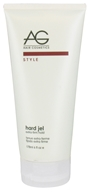 AG Hair - Style Hard Jel - 6 oz. by AG Hair