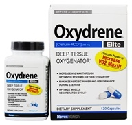 Novex Biotech - Oxydrene Elite - Deep Tissue Oxygenator (Crenulin-RCC) - 120 Capsules, from category: Nutritional Supplements
