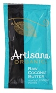 Artisana - 100% Organic Raw Coconut Butter Squeeze Pack - 1.19 oz. (870001000091)