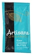 Artisana - 100% Organic Raw Coconut Butter Squeeze Pack - 1.19 oz., from category: Health Foods