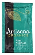 Artisana - 100% Organic Raw Almond Butter Squeeze Pack - 1.19 oz. by Artisana