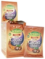 Image of Artisana - 100% Organic Raw Cacao Bliss Squeeze Pack - 1.19 oz.