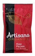Artisana - 100% Organic Raw Pecan Butter Squeeze Pack - 1.19 oz., from category: Health Foods