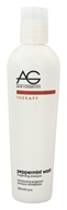 AG Hair - Therapy Peppermint Wash Invigorating Shampoo - 8 oz. CLEARANCE PRICED by AG Hair