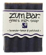 Indigo Wild - Zum Bar Goat's Milk Soap Lavender-Lemon & Patchouli - 3 oz., from category: Personal Care