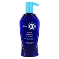 It's a 10 - Miracle Moisture Shampoo Sulfate Free - 10 oz.