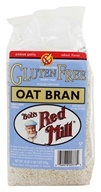 Bob's Red Mill - Oat Bran Gluten Free - 18 oz.