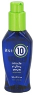 It's a 10 - Miracle Hair Styling Serum Alcohol Free - 4 oz., from category: Personal Care