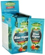 Artisana - Raw Organic Superfood Nut Butter Squeeze Pack Blue Algae - 0.5 oz. - $1.44
