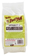 Bob's Red Mill - Southern-Style White Corn Grits - 24 oz. (039978002846)