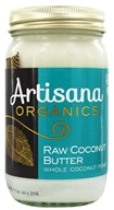 Artisana - 100% Organic Raw Coconut Butter - 16 oz. by Artisana