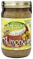 Artisana - 100% Organic Raw Almond Butter - 16 oz.