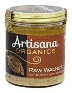 Artisana - 100% Organic Raw Walnut Butter - 8 oz., from category: Health Foods