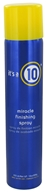 It's a 10 - Miracle Finishing Hair Spray - 10 oz.