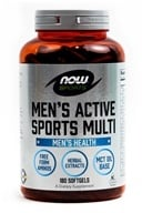 NOW Foods - Men's Extreme Sports Multi - 180 Softgels - $24.29
