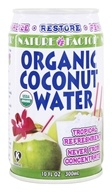 Nature Factor - Organic Coconut Water - 10 oz., from category: Health Foods