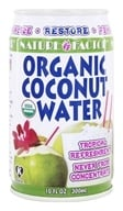 Image of Nature Factor - Organic Coconut Water - 10 oz.