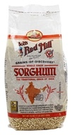 Bob's Red Mill - Whole Grain Sorghum - 24 oz., from category: Health Foods