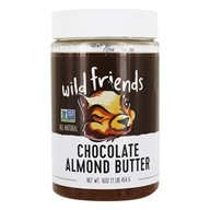 Wild Friends - All Natural Almond Butter Chocolate Sunflower Seed - 16 oz. (853547003061)