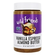 Wild Friends - All Natural Almond Butter Vanilla Espresso - 16 oz., from category: Health Foods