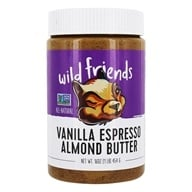 Wild Friends - All Natural Almond Butter Vanilla Espresso - 16 oz. - $8.99