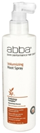 Abba Pure Performance Hair Care - Volumizing Root Spray - 8 oz.