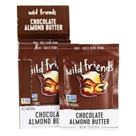 Wild Friends - All Natural Almond Butter Chocolate Sunflower Seed - 1.15 oz., from category: Health Foods