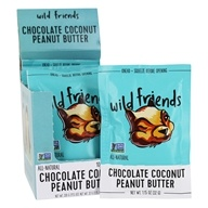 Wild Friends - All Natural Peanut Butter Chocolate Coconut - 1.15 oz., from category: Health Foods