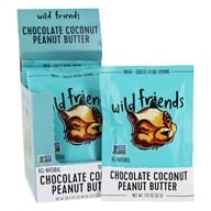 Image of Wild Friends - All Natural Peanut Butter Chocolate Coconut - 1.15 oz.