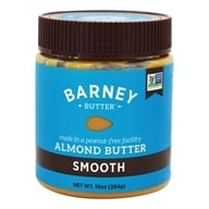 Barney Butter - All Natural Almond Butter Smooth - 10 oz., from category: Health Foods