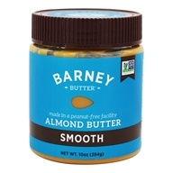 Barney Butter - All Natural Almond Butter Smooth - 10 oz. (094922149985)