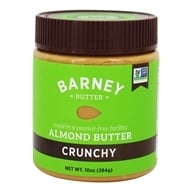 Barney Butter - All Natural Almond Butter Crunchy - 10 oz. by Barney Butter