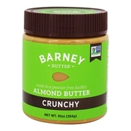 Barney Butter - All Natural Almond Butter Crunchy - 10 oz.
