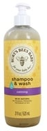Image of Burt's Bees - Baby Bee Shampoo & Wash Tear Free Calming - 21 oz.