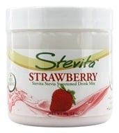 Stevita - Stevia All Natural Drink Mix Strawberry Flavored - 2.8 oz. by Stevita