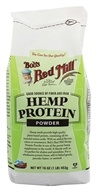 Bob's Red Mill - Hemp Protein Powder - 16 oz., from category: Health Foods
