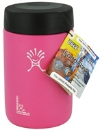 Hydro Flask - Stainless Steel Food Flask Vacuum Insulated Pinkadelic Pink - 17 oz. (705105302072)